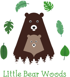 little bear woods logo